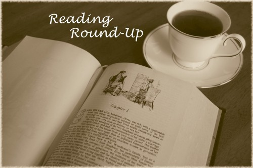 Reading Round-Up Header