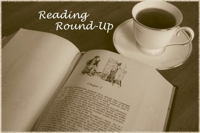 Reading Round-Up Header