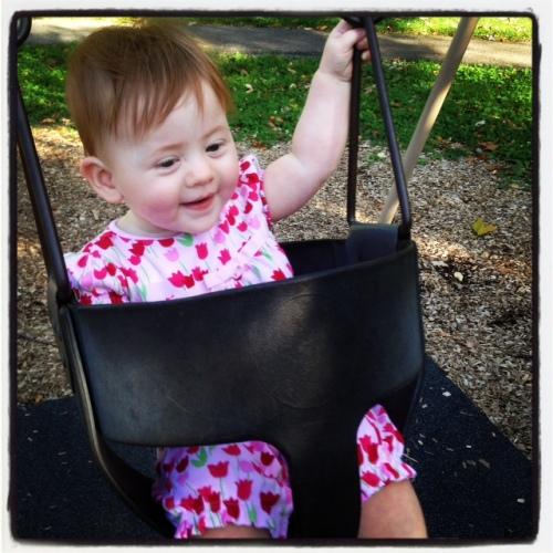 E on swings