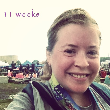 Running While Pregnant 2