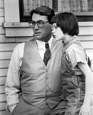 TKAM Atticus and Scout